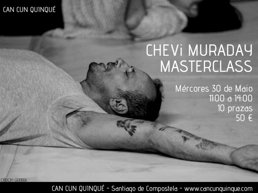 MASTERCLASS con CHEVi MURADAY (2)